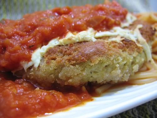 Seitan Parmesan