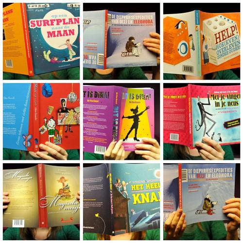 boek wordt kamp collage