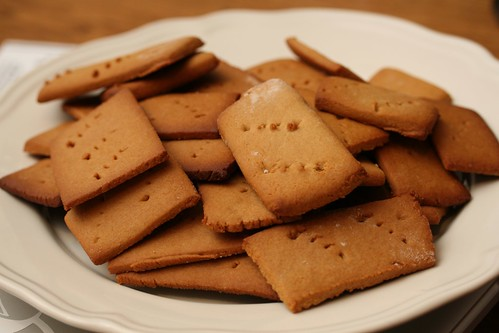 Graham Crackers 1