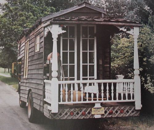 Rolling Homes: Handmade Houses on Wheels
