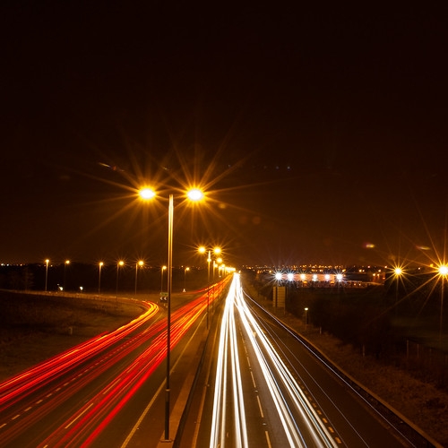 260110_ The A8 Westbound at Coatbridge (026/365)