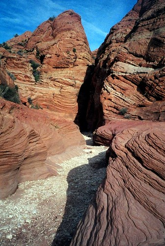 Entrance to Buckskin Gulch