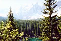 P1000254a (Jaeger-Meister) Tags: nova geotagged lago europe flickr von picture di ist der sdtirol gemeinde bozen carezza eine karersee latemar levante ital nhe motiv welschnofen