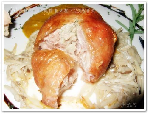 唐妮可☆吃喝玩樂過生活 拍攝的 20090802_清境普羅旺斯玫瑰莊園(食)26。