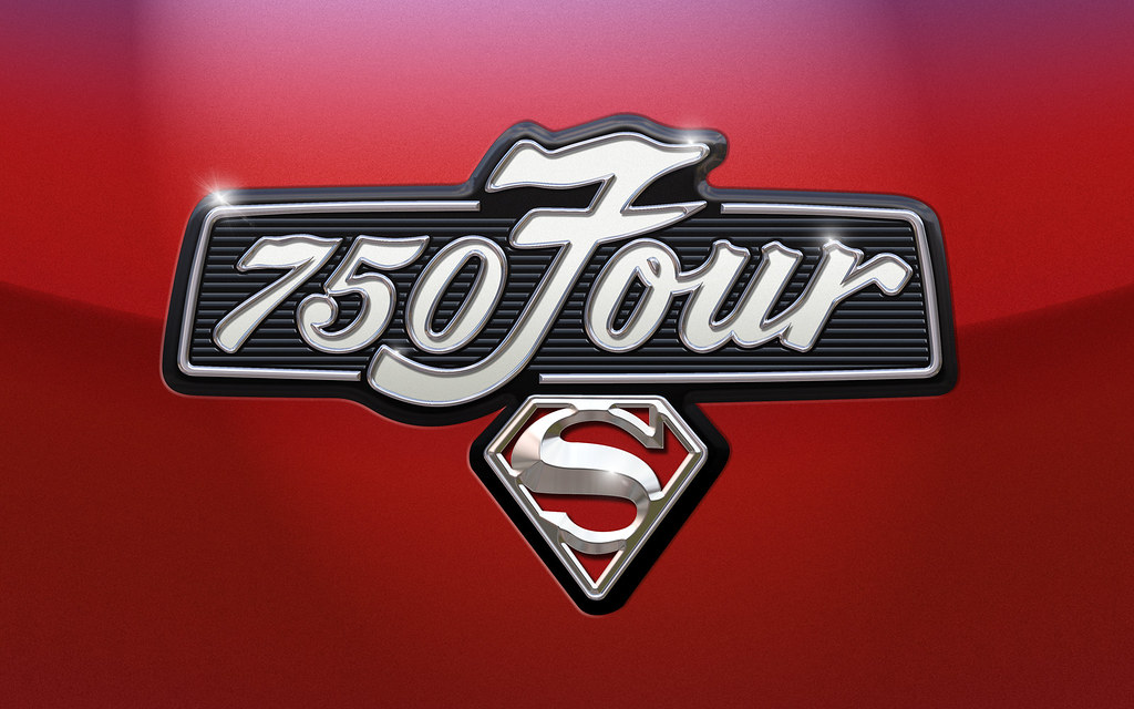 750Four-The original Super Bike por caffeineandpixels