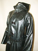 DSCF1266 (www.suziehigh.co.uk) Tags: black rain mac shiny coat rubber cotton raincoat rainwear sbr rubberized rubberised