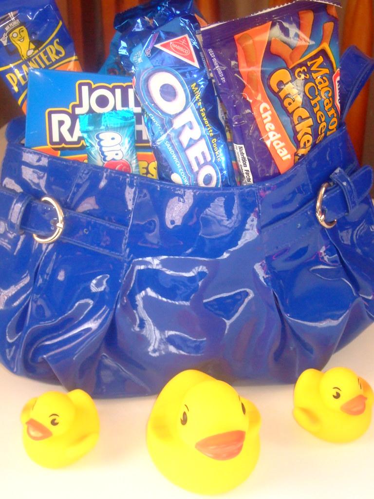 Snack Bag ~ Its A Boy