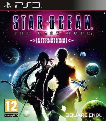 Star Ocean Forum Competition