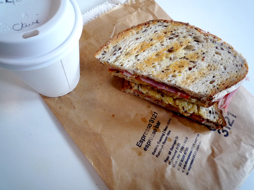 Espresso 3121 toasted sandwich