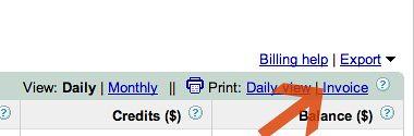 Google Tax ID #?