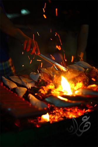 BBQ, Kuala Tahan