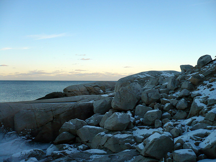 Herring Cove - view to the southeast