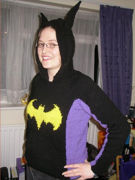Batgirl Front