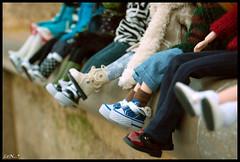Detalles zapatiles