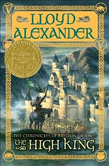 4339824860 79837eb634 m Top 100 Childrens Novels #68: The High King by Lloyd Alexander