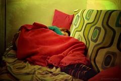 Slumbering