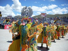 Puno's great party: Virgen de la Candelaria