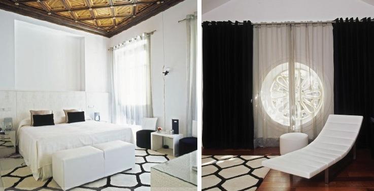 bedroom - rug