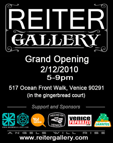 Reiter Gallery Venice Beach
