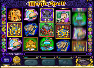 Magic Spell slot game online review