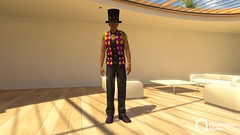 PlayStation Home Mardi Gras 1