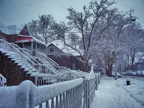 Snow Day - 2nd Street