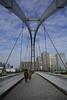 公園の吊り橋