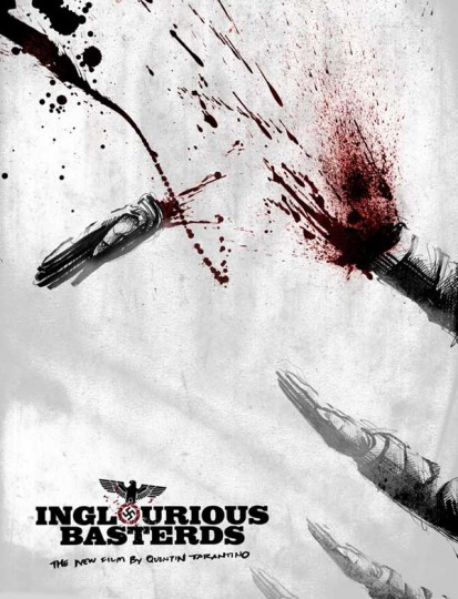 Upper Playground & Quentin Tarantino: The Lost Art of Inglorious Basterds