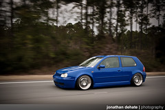 Ian Kosiek's Jazz Blue Mk4 Volkswagen GTI (Jonathan_DeHate) Tags: color abandoned canon ian paul photography factory jonathan bees c air duty alien sean strip subaru buff 5d jetta heavy kayla coupe f28 colbert stands vr6 mk3 2470mm triggers ab800 recievers dehate cybersync landregan kosiek