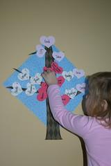 Anna & her love tree