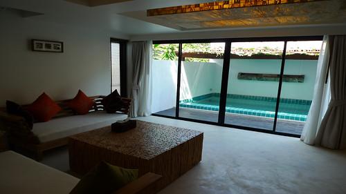 Koh Samui Mimosa Resort-Jacuzzi Family Pool Villa コサムイ ミモザリゾート6