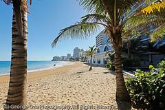 Beach of Condado, San Juan, Puerto Rico