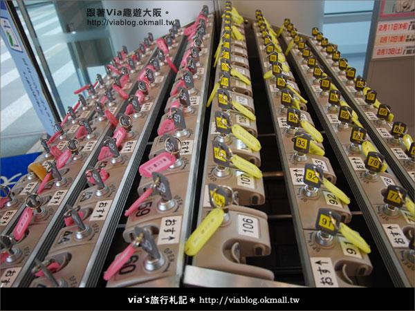 【via關西冬遊記】大阪歷史博物館~探索大阪古城歷史風情6