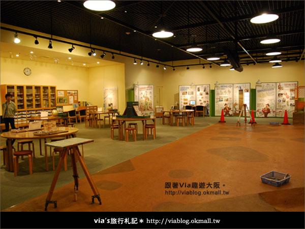 【via關西冬遊記】大阪歷史博物館~探索大阪古城歷史風情18