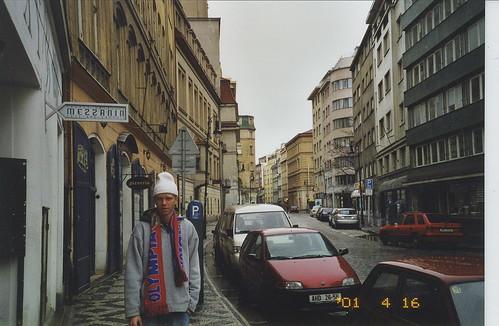 2001-04-16 Prague Czech Republic (around town)