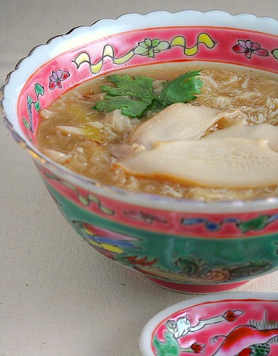 Fish Maw Soup 7