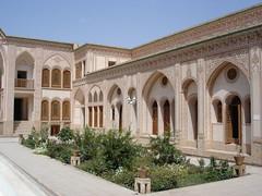 Kashan, Amiriiha House (15) (Prof. Mortel) Tags: iran kashan