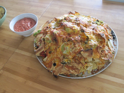 nacho pile
