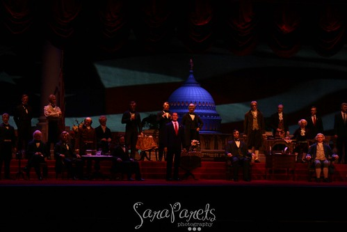 Hall of Presidents - Barack Obama