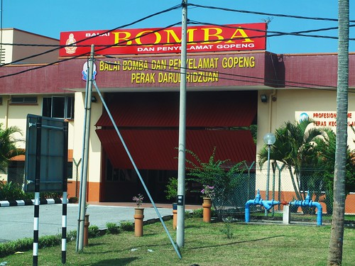 IMG_8422 Gopeng  Fire Station , 务边消拯局