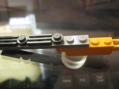 Falcon Build 070 (bzarcher) Tags: starwars lego milleniumfalcon 7778 miniscale