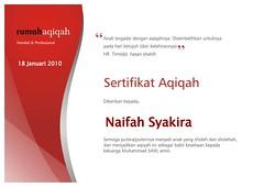SA-Palembang-2010-01-Januari-Naifah Syakira (RumahAqiqah) Tags: certificate 2010 palembang aqiqah zabiha sertifikat januari2010 rumahaqiqah certificateofaqiqah certificateofzabiha sertifikataqiqah