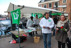 Democraam 20 februari 2010  3 (D66 Leiden) Tags: leiden d66 democraam