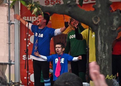 Carnaval de Cadiz en directo