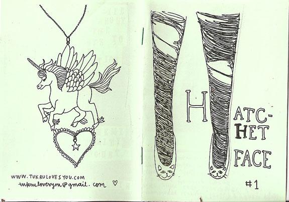 hatchetface