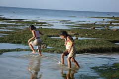 Philippine low tide (joaniemaria) Tags: philippines bohol panglao