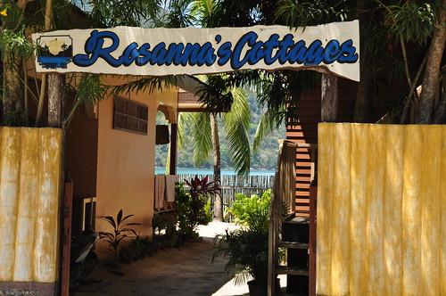 Rosanna's Cottages El Nido Tour - Palawan Philippines