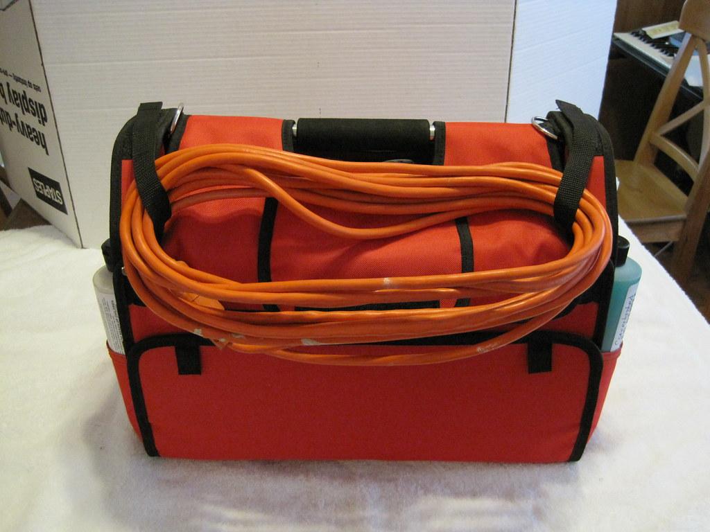Review Autogeek Net Detailer S Tool Bag