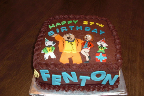 Family Guy Birthday
