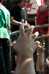 Reach (Ursula in Aus) Tags: tattoo thailand yantra tattooing waikhru nakhonpathom นครปฐม ประเทศไทย sakyant tattoofestival รอยสัก watbangphra nakhonchaisi earthasia nakhonchaisri totallythailand วัดหลวงพ่อเปิ่น ครู รูปสัก วัดบางพระ ลายสัก สักยันต